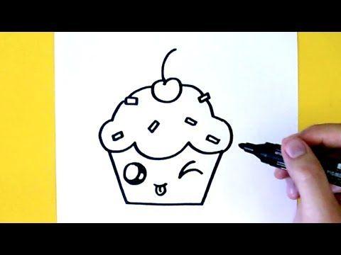 Comment dessiner tasse crayons kawaii dessin kawaii et facile youtube dessin kawa - Dessin facile a faire pour debutant ...
