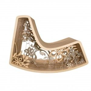 Rocking chair from Island