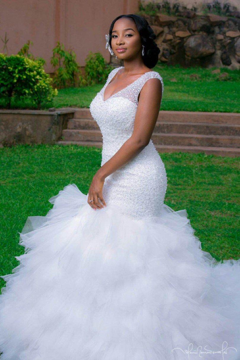 Wedding Gowns In Nigeria 5 Wedding Wedding Dresses Wedding Et