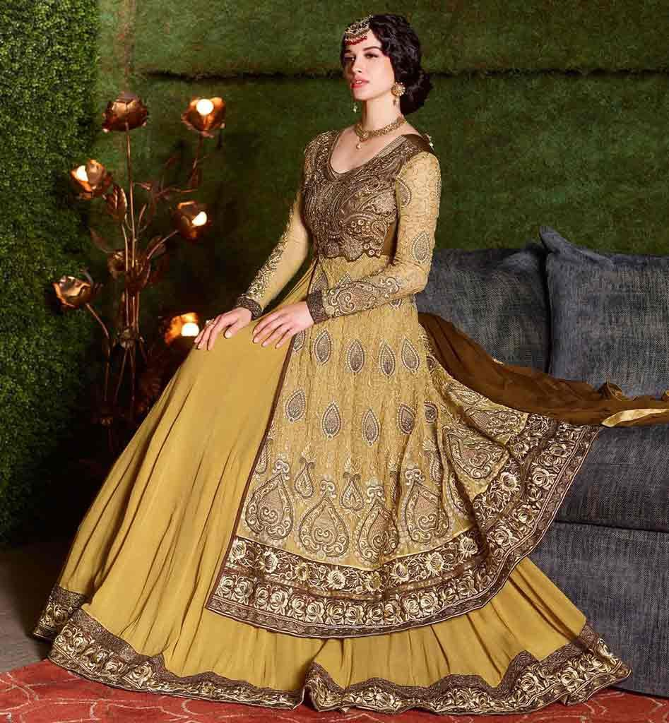 48c9c3884e Latest Indo Western party wear Dresses long gown for Women ~ Health care