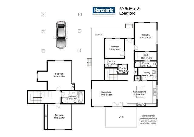 59 Bulwer Street Longford Tas 7301 floorplan – Longford Homes Floor Plans