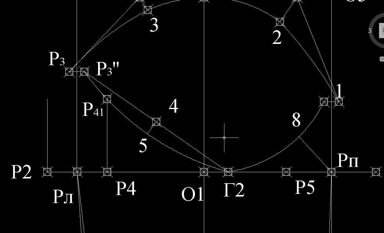 Построить основу выкройку по м азаровой по 10 меркам фото 781