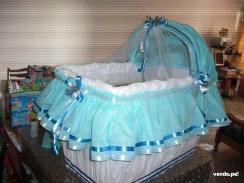 Cuna Para Regalos De Baby Shower Nino.Para Baby Shower Regalo Baby Shower Cunas De Carton