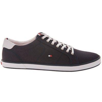 Ανδρικά παπούτσια casual TOMMY HILFIGER σε μπλέ χρώμα ... 909fc4d2eab