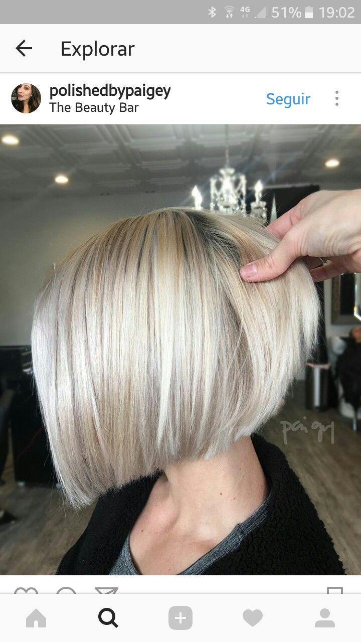 Pin by karina lopperi on hiukset pinterest hair style bobs and