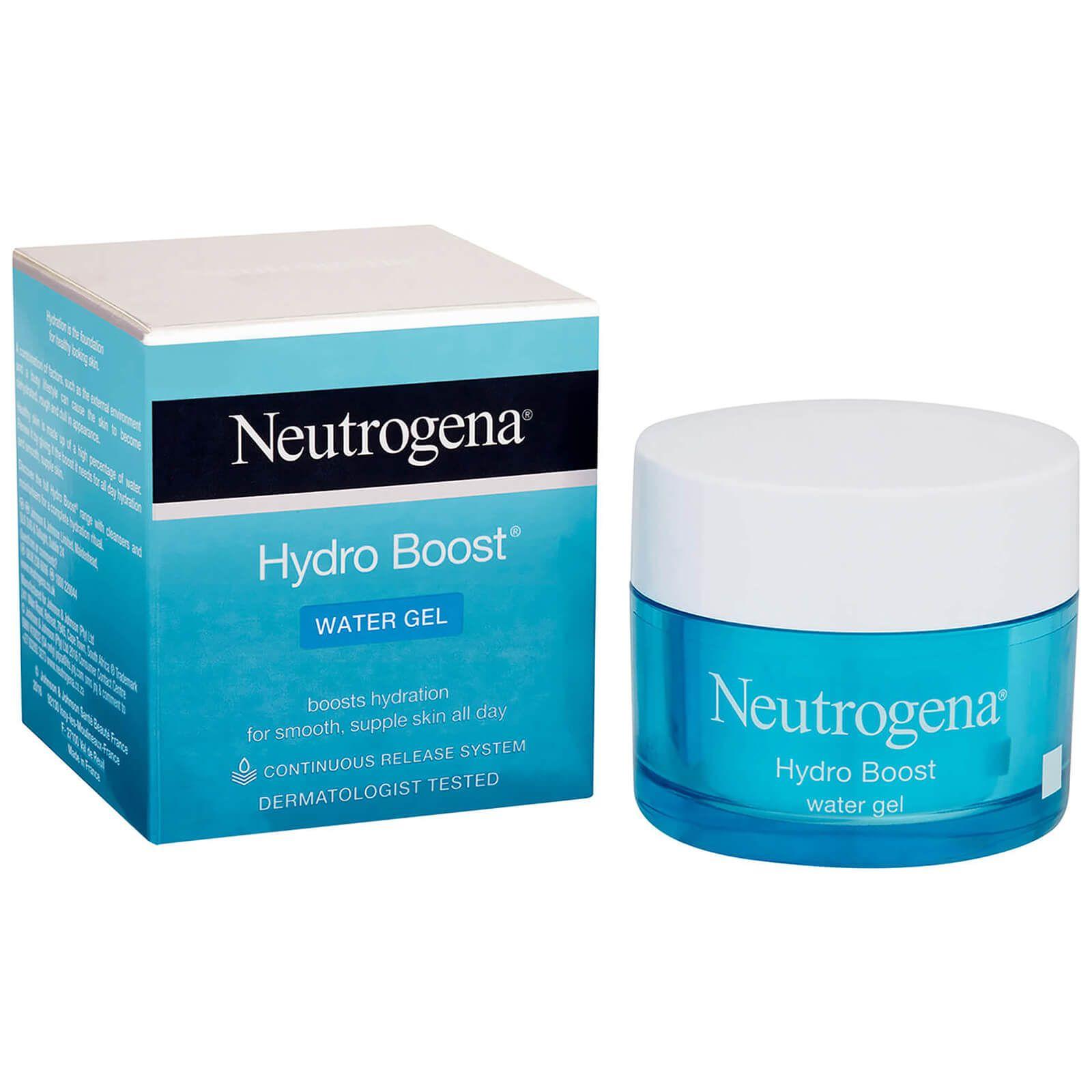 Neutrogena Hydro Boost Water Gel Moisturiser 50ml in 2020