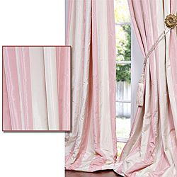 White And Pink Striped Curtains The Green Room Interiors Chattanooga Tn Pretty