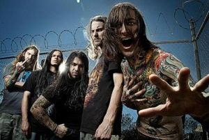 Heavy in Haarlem: SUICIDE SILENCE + TO HEAVEN EARTH IS HELL + STATE OF NEGATION