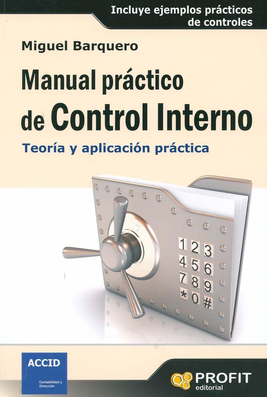 libros de control interno para descargar gratis