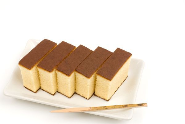 Japanese Dessert Recipe Kasutera (Japanese Sponge Cake) I