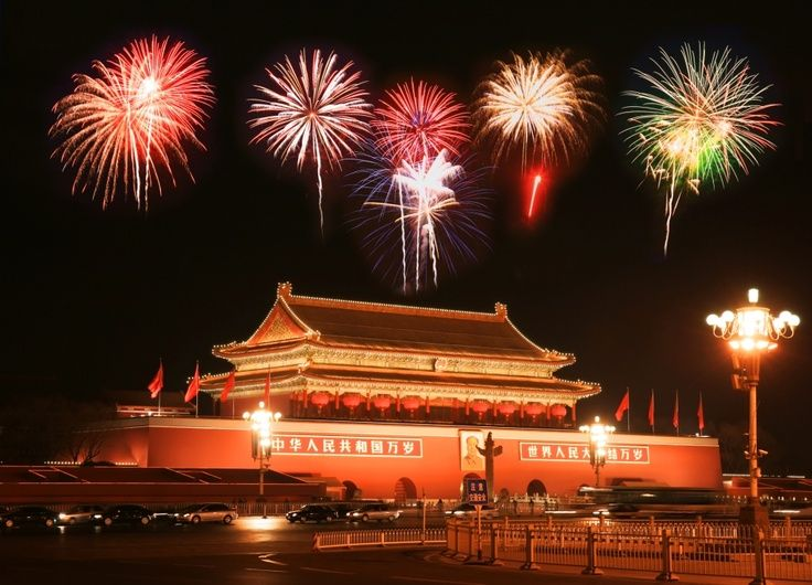 Fireworks in China | Chinese fireworks, Forbidden city, Fireworks