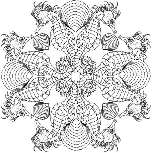 The Best Mandala Coloring Books for Adults | Mandalas, Colorear y ...