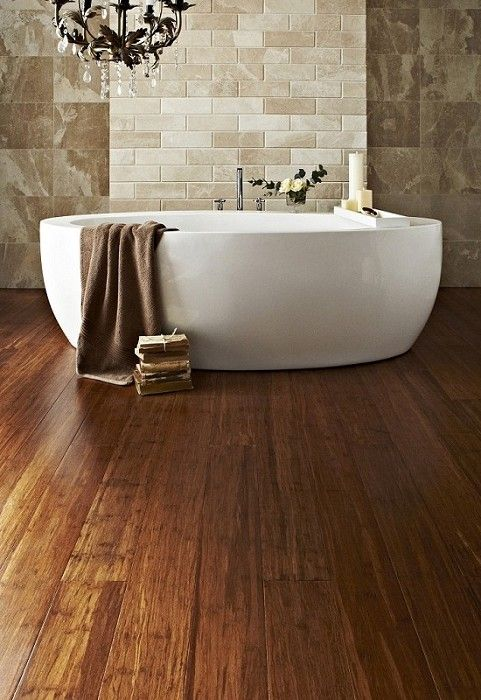 Solid Carbonised Silkwood Bamboo Engineered Bamboo Flooring