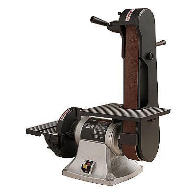 Craftsman 21513 1 3 Hp Electric Belt Disc Sander 21513