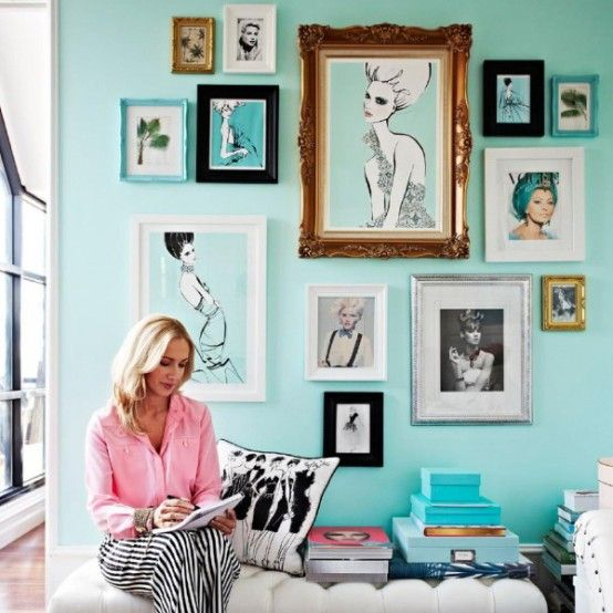 Chic And Stylish Melbourne House Of A Famous Illustrator | DigsDigs ...