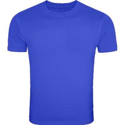 Royal Blue Color Plain Round Neck T Shirts For Men Mens Tshirts Royal Blue T Shirt Festival T Shirts