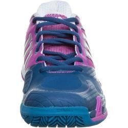 Reduced tennis shoes for women  Wilson Rush Pro 20 Clay Court Shoe Women  Purple Petrol WilsonWilson