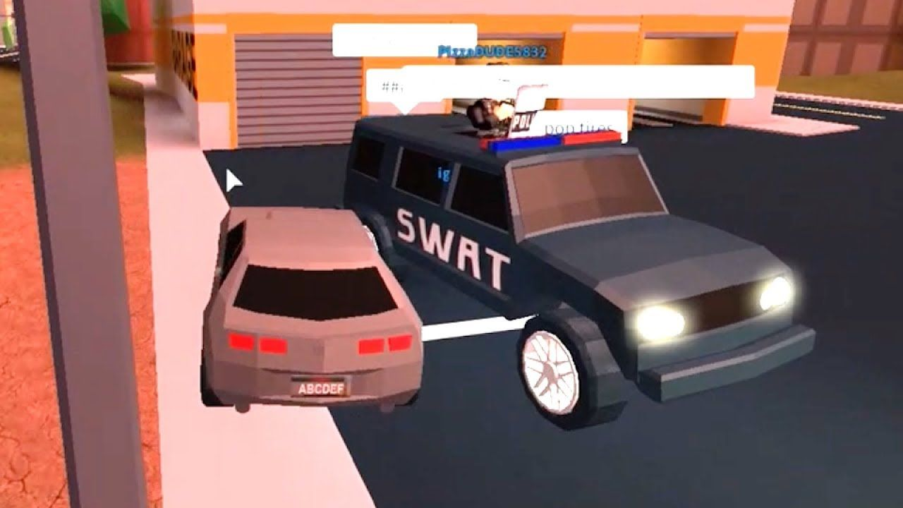 Pin By Joseph Roblox On Give Me All Your Money In Roblox Jailbreak