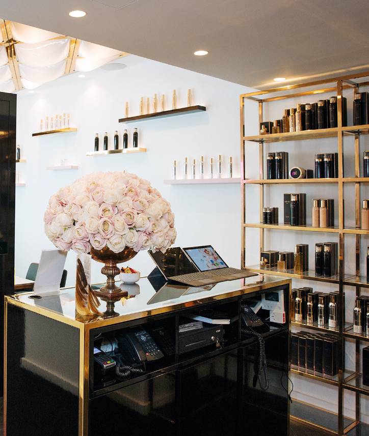 Show Beauty. Show Dry. Blow Dry Salon. London Blow Dry Bar