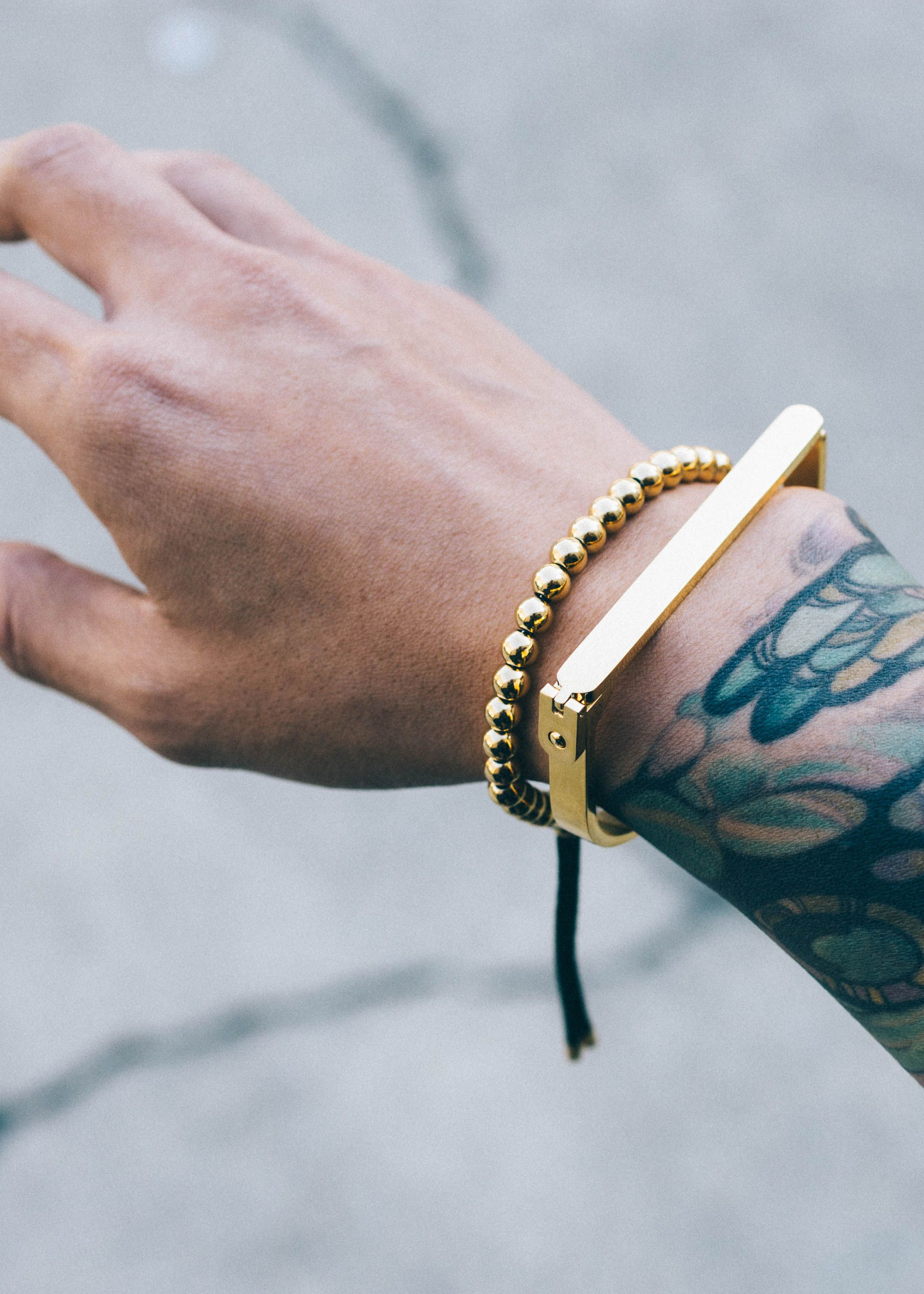 Every Man Needs To Own These Edgy Bracelets By Mister