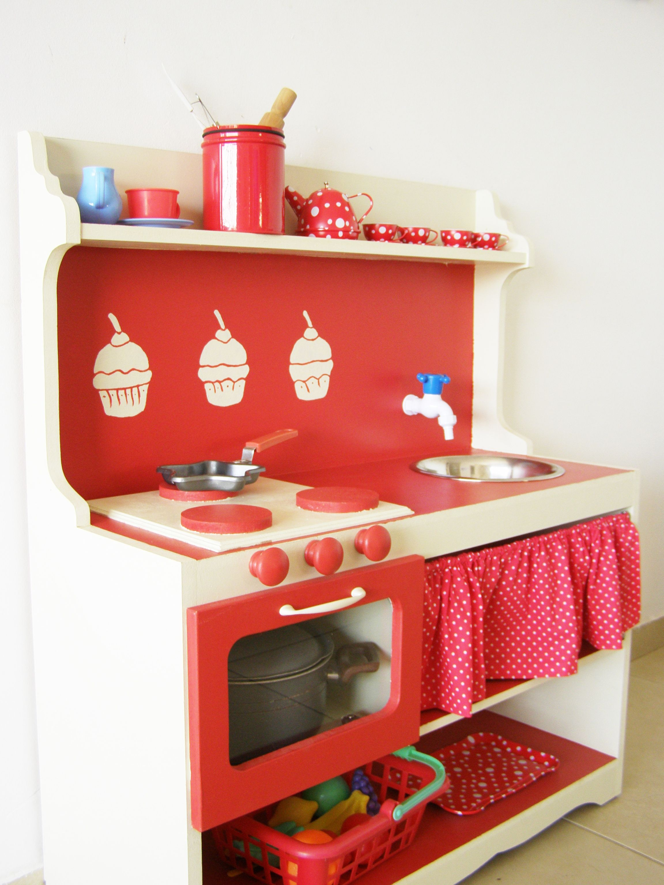 Small kitchen for kids.