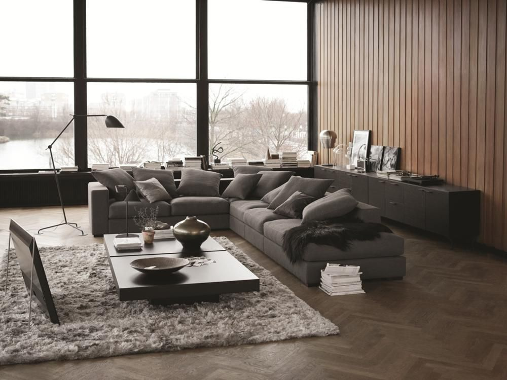 Modern Fargo Sofas - BoConcept Quality Furniture Sydney