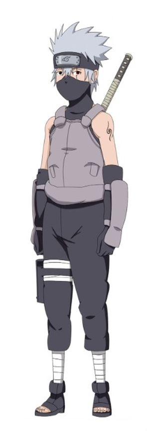 Kakashi Hatake (はたけカカシ, Hatake Kakashi) is one of the main ...