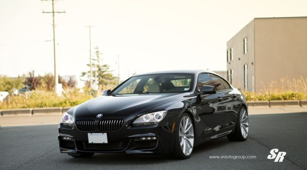 BMW 6 Series Gran Coupe by SR Auto Group