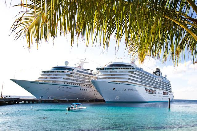 Playtime Travel PlaytimeTravel With CrystalCruises - Symphony cruise ship south africa