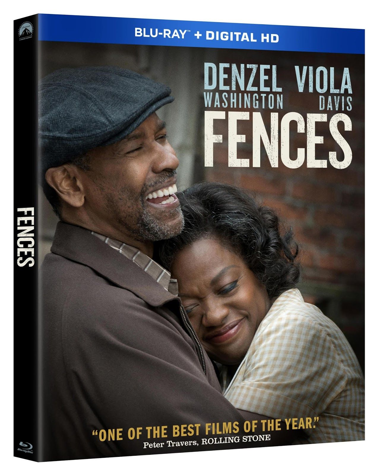 Bluray Review and GIVEAWAY Fences {ends 3/17} Denzel