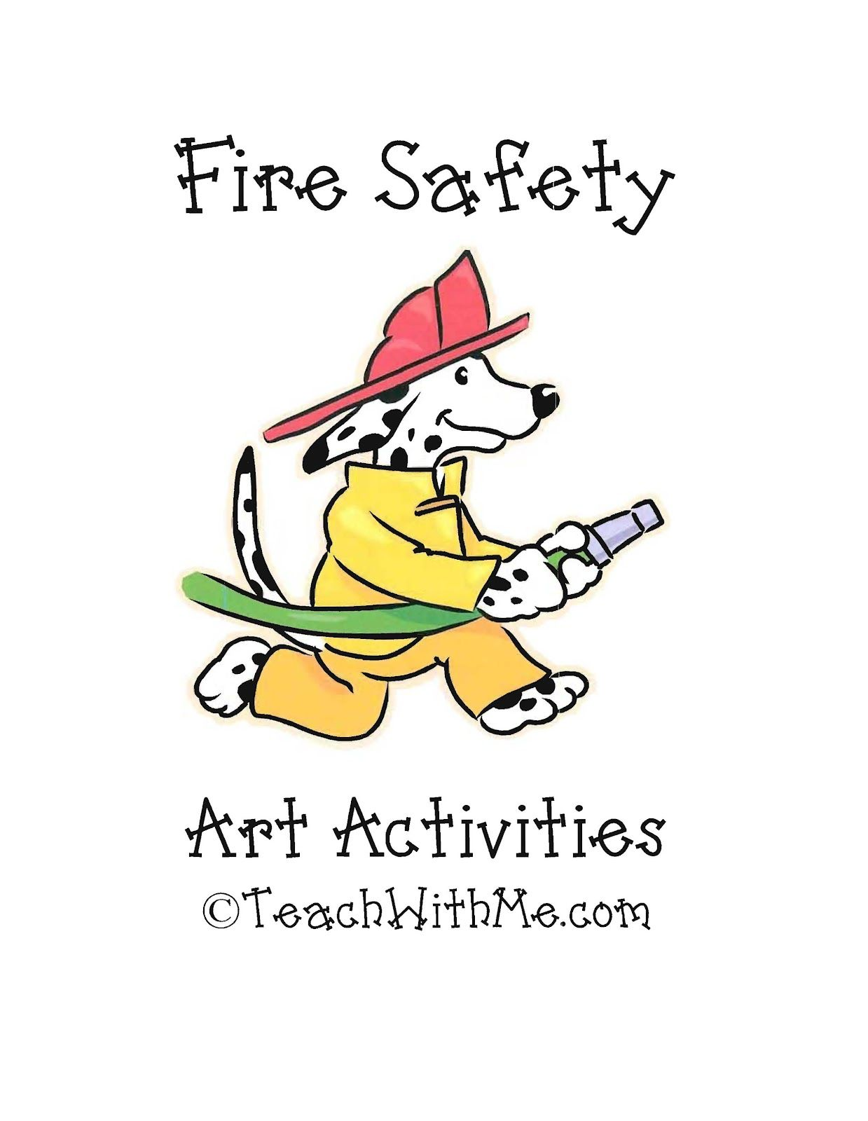 Fire Safety Art And Activities