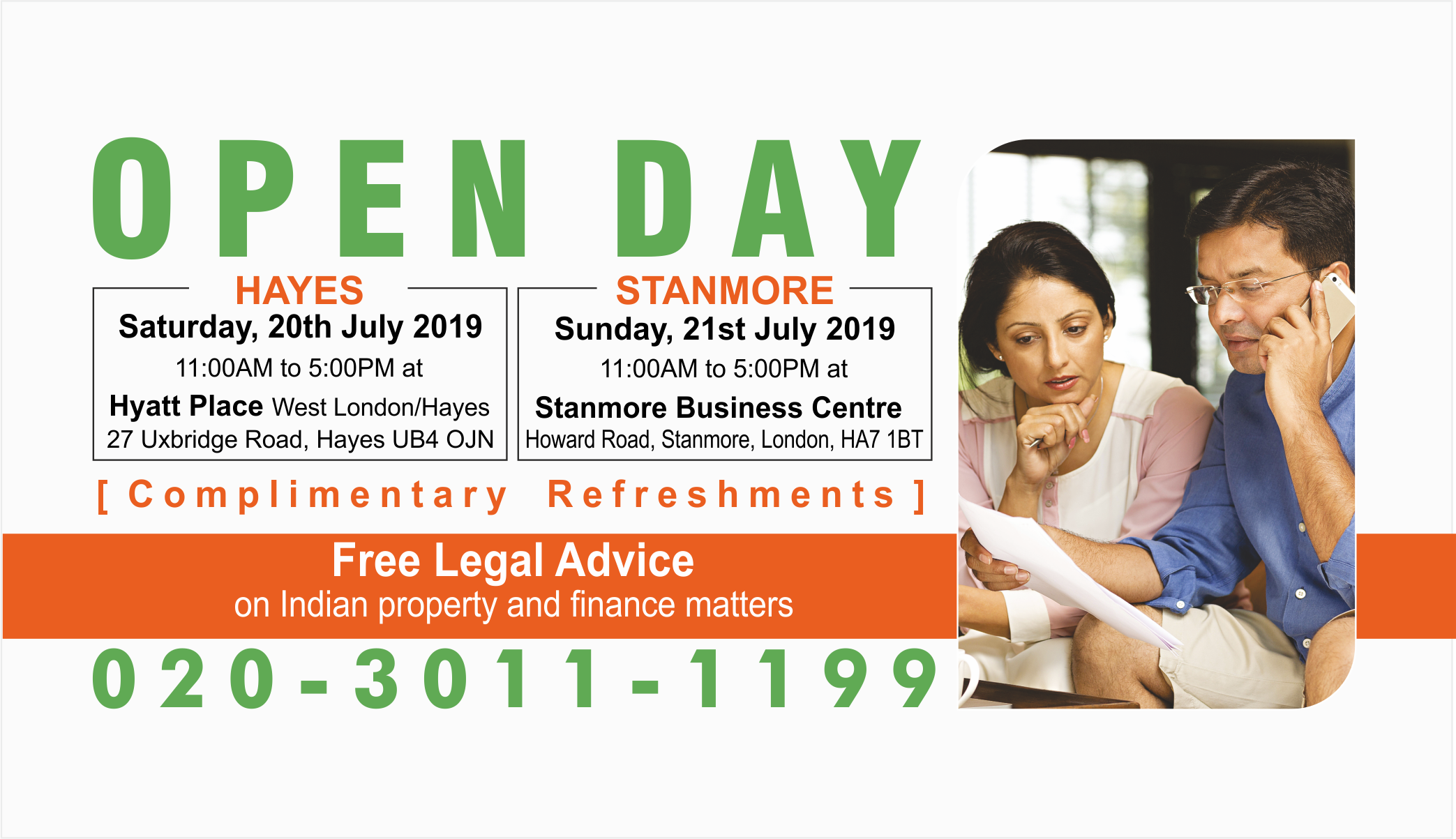 Get Free Legal Consultation On Indian Property Issues In The Uk