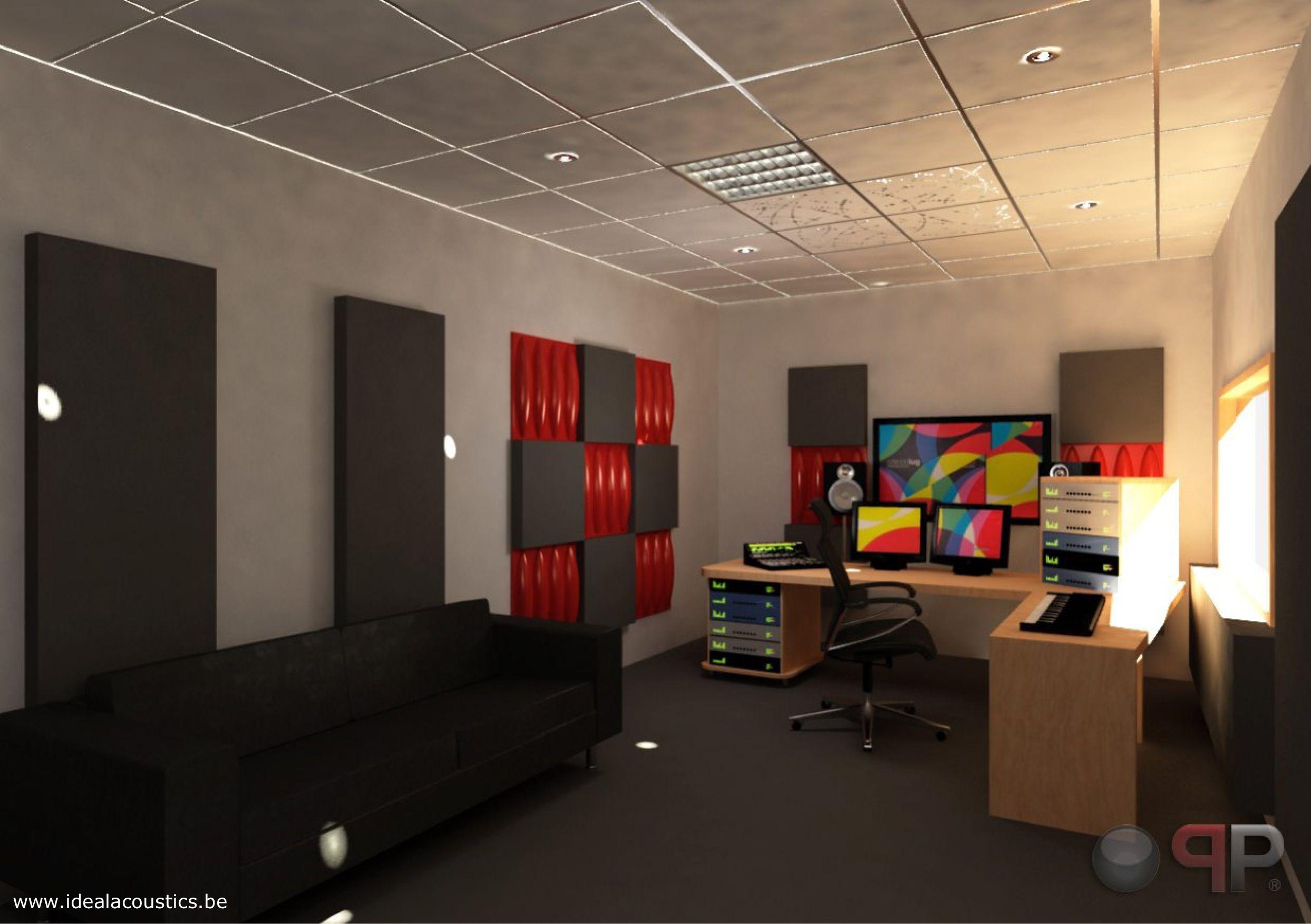 acoustic design - Q music