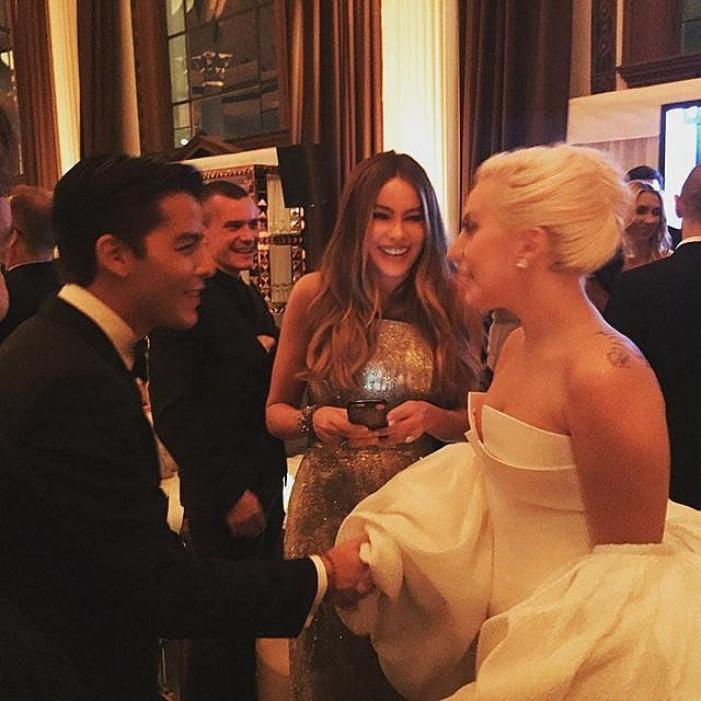 10 People Who Had Trouble Keeping It Together Around Lady Gaga at the Emmys #Entertainment #CelebNews - http://goo.gl/b9Dsu4
