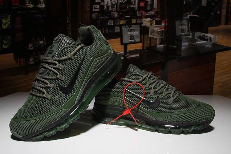 Nike Air Max 2018 Elite AmryGreen Black | The gym | Cheap