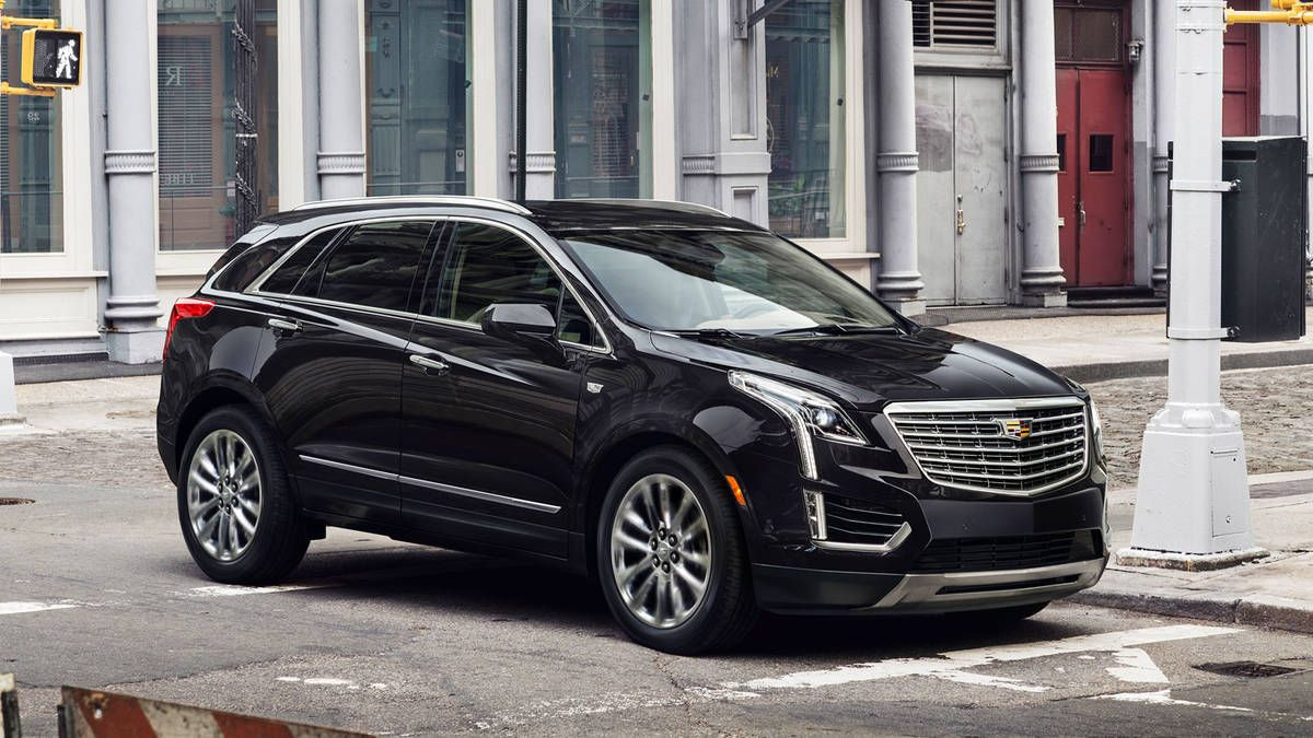Check out the all new 2017 Cadillac XT5 that replaces the SRX Read