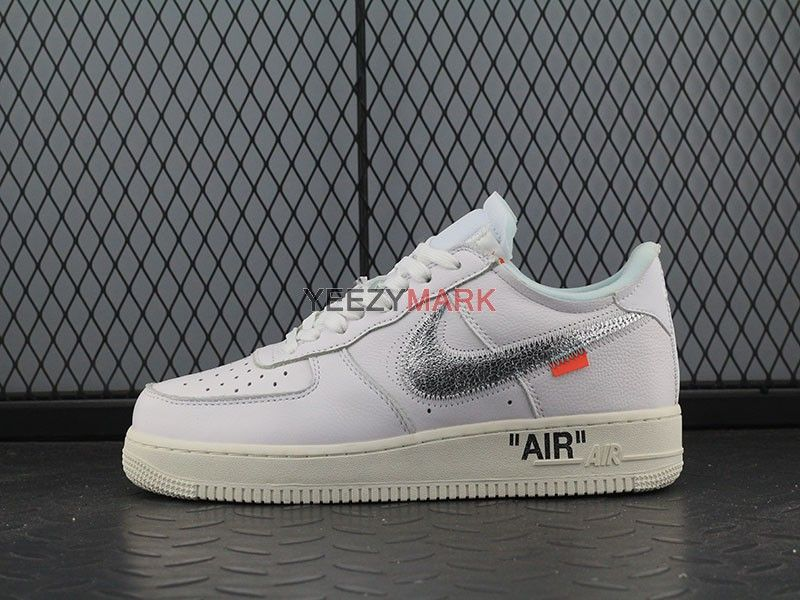 d63a57053971 OFF-WHITE x Air Force 1  ComplexCon Exclusive  AO4297 100  SIZE