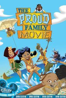 The Proud Family Movie | What I Want To See | Family movies