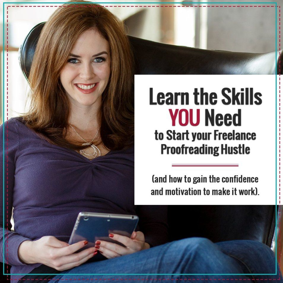 Get Paid To Proofread Online