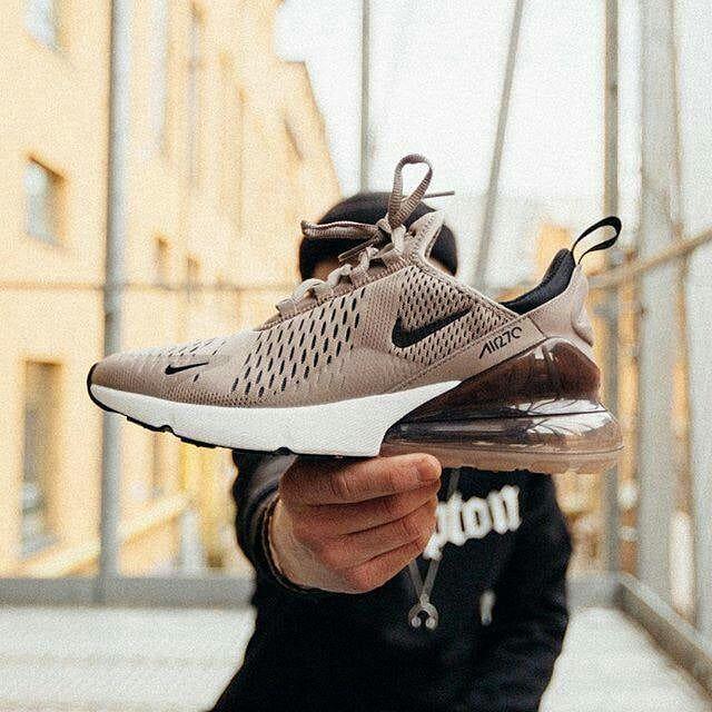 Nike Airmax 270 Brown Premium Original Size 39 40 41 42 43 44