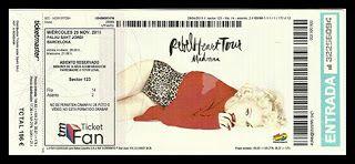 RadioTour16: Concierto Madonna 2015