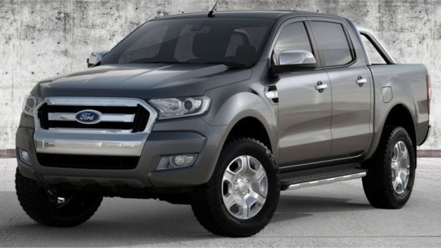 Ford Ranger Just Beat Toyota Hilux As Africa S Favorite 4x4 Ford