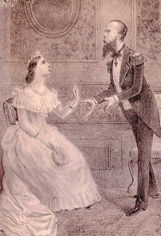 Maximiliano y Carlota, revista BiCentenario #7