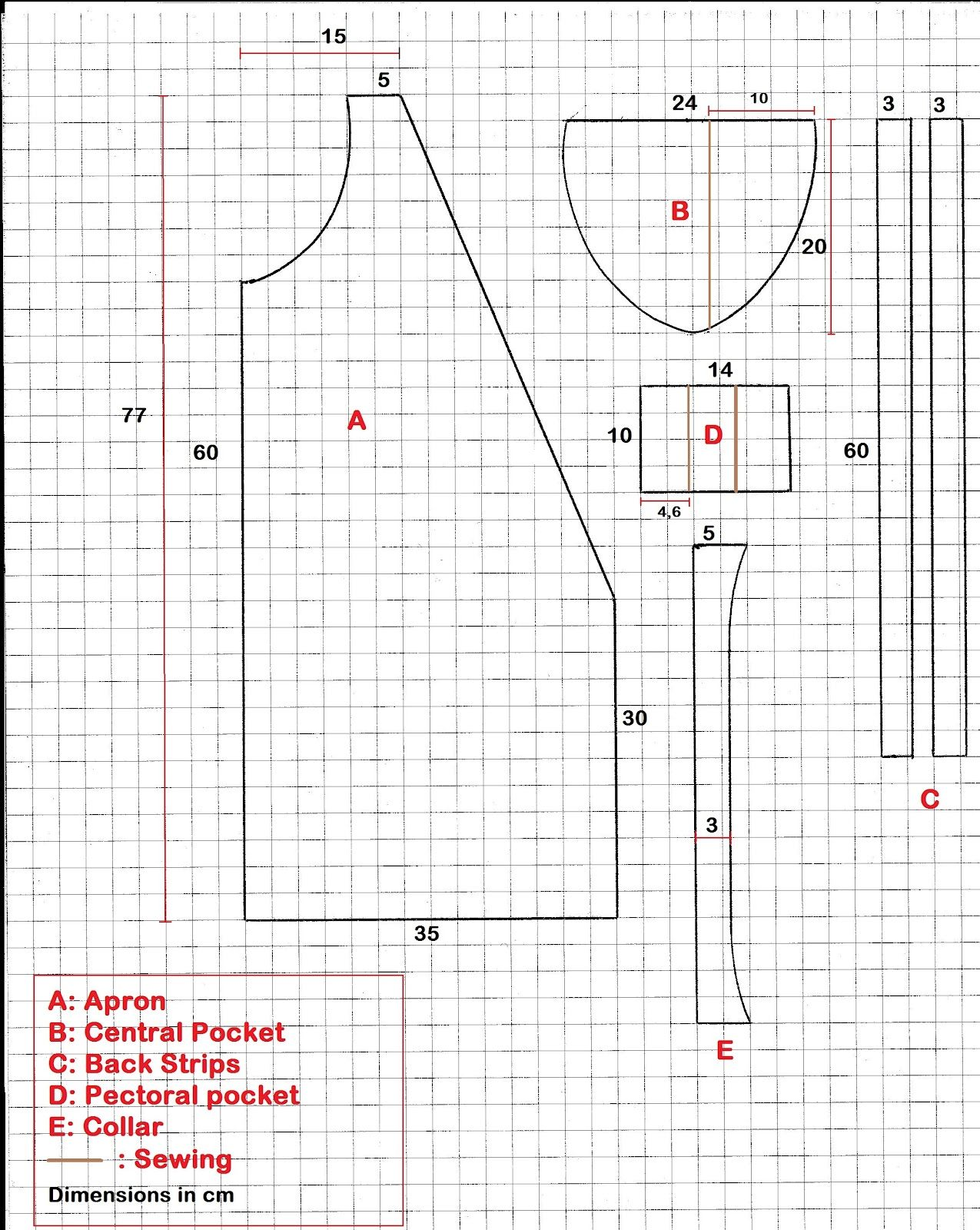 PDF DIY Woodworking Apron Pattern Download woodworkers