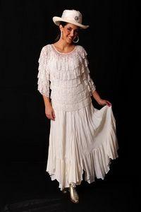 Mother of bride groom western wedding wear western for Country wedding mother of the groom dresses