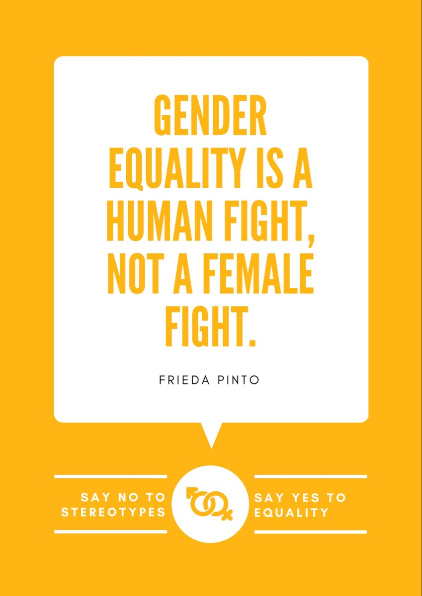 Pin By Barbara Babs Gordon On Equality Feminism In 2020 Gender Equality Quotes Equality Quotes Gender Equality