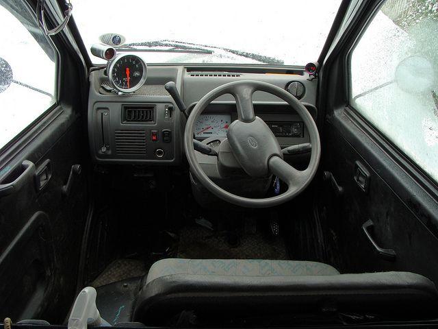 Daihatsu Midget Interior Dengan Gambar