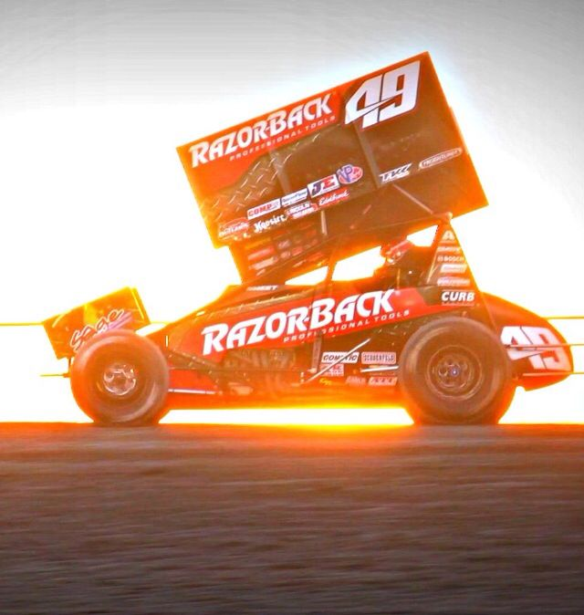 Brad Sweet Razorback