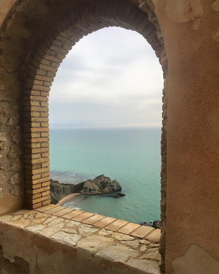 Castello Chiaramontano Palma di Montechiaro