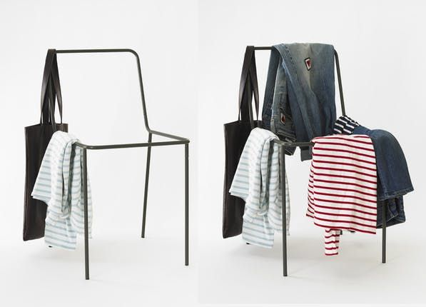 How to Handle the Bedroom Chair PileUp For Good is part of Dance Clothes Storage - Here are six of our favorite nohanger, nofold options for casual clothes storage